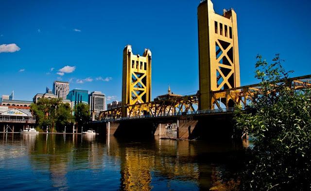 Visite alguns restaurantes de Sacramento