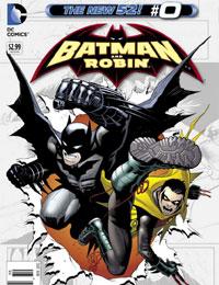Batman and Robin (2011)