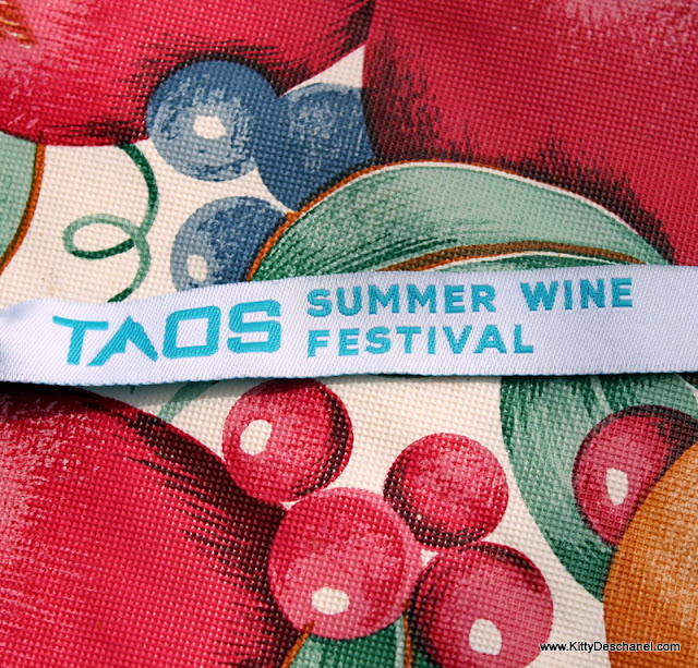 taos summer wine festival review