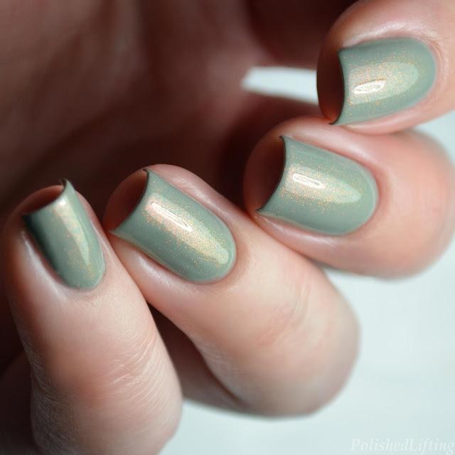 unicorn pee nail polish