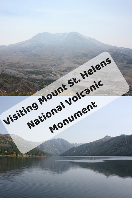 Visiting Mount St. Helens National Volcanic Monument