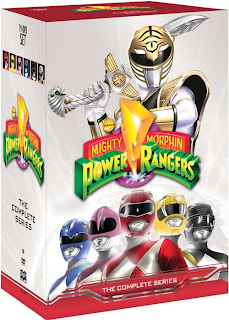DVD Review - Mighty Morphin Power Rangers: The Complete Series