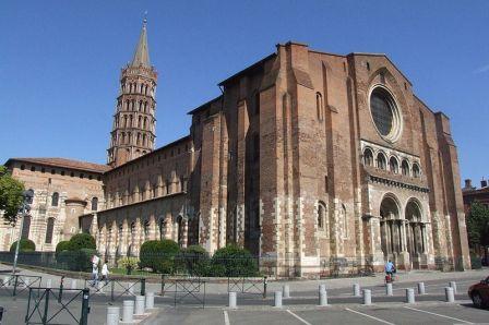 Basilique de Sanit-Sernin, Toulouse