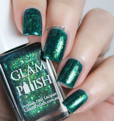 Glam Polish Alien