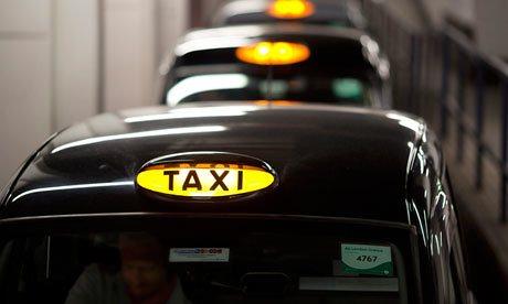 Online taxi operators vs traditional taxi drivers