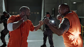 The Rock Rilis Adegan Terbaru Spinoff 'Fast & Furious'