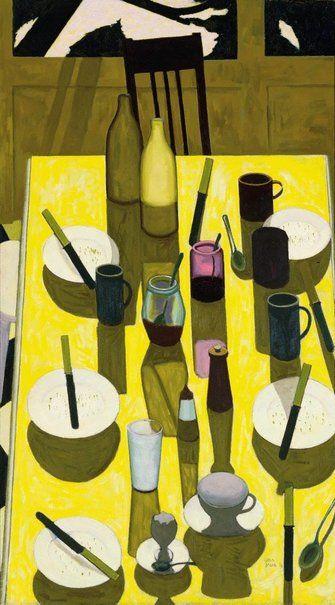 1950s Kitchen Table Seating Ideas Automatism: Atelier: John Brack