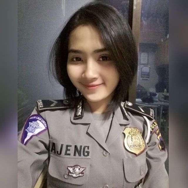 Biodata Profil Brida Ajeng Wira Pratiwi Polantas Cantik Serta Foto Dan Akun Instagram