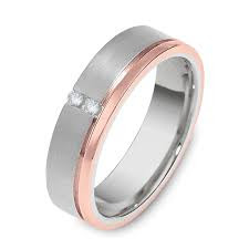 Women's Tungsten Wedding Bands