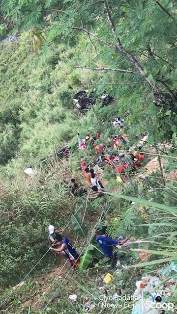 26 Confirmed Dead In A Bus Accident At Carranglan, Nueva Ecija! Watch This!