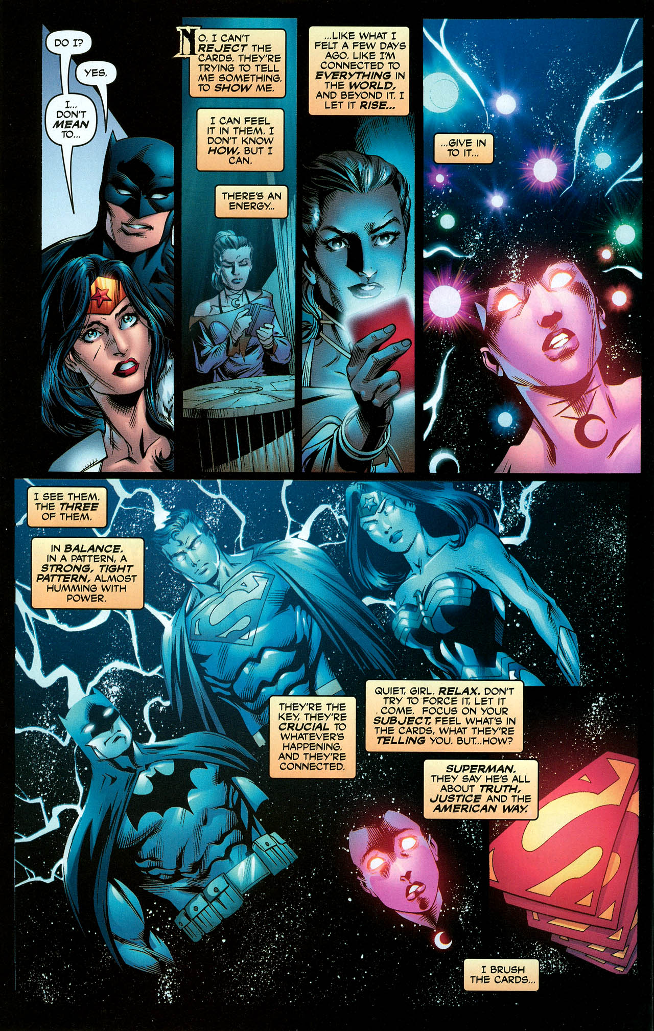 Read online Trinity (2008) comic -  Issue #6 - 9