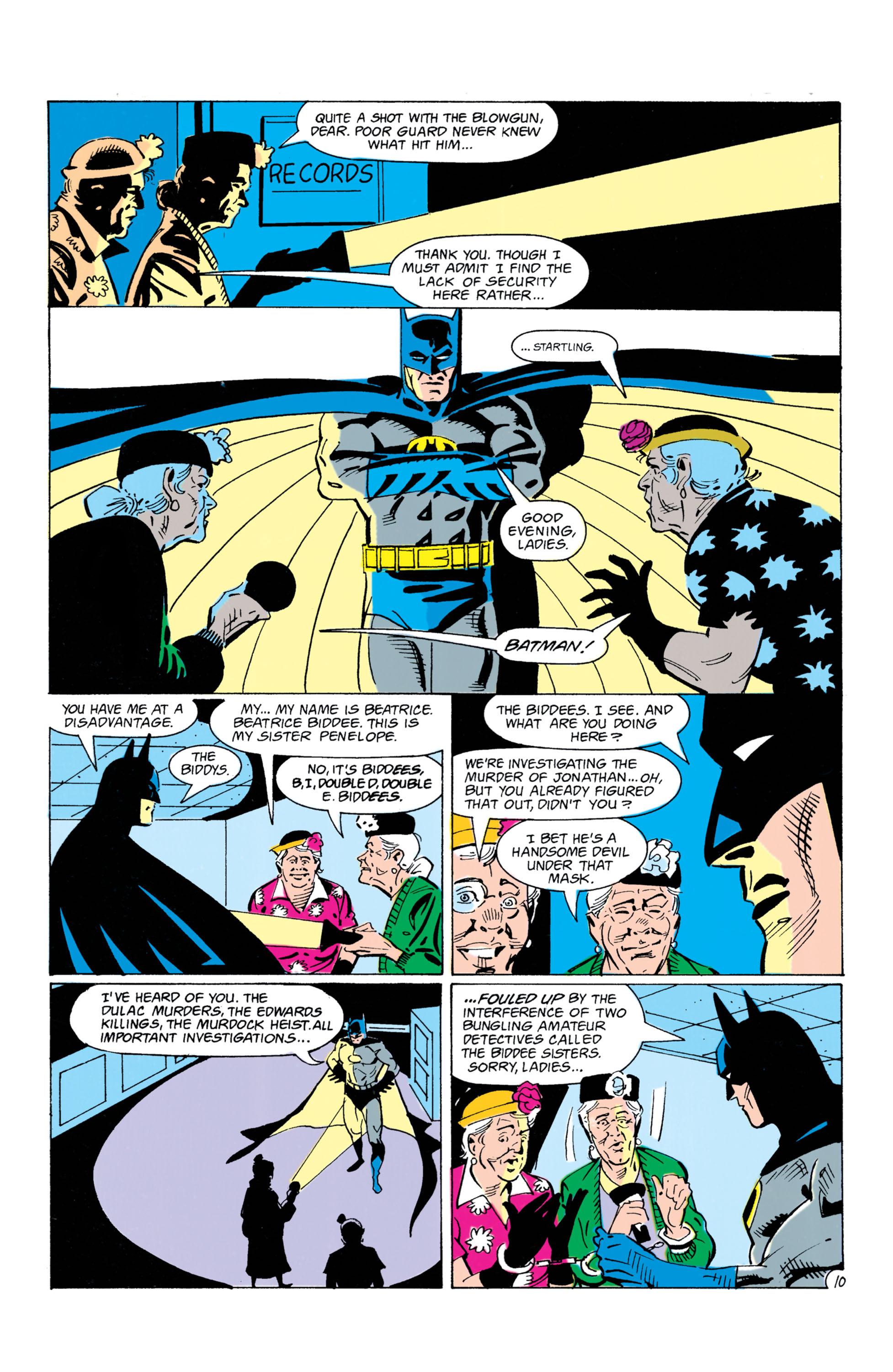 Detective Comics (1937) 634 Page 10