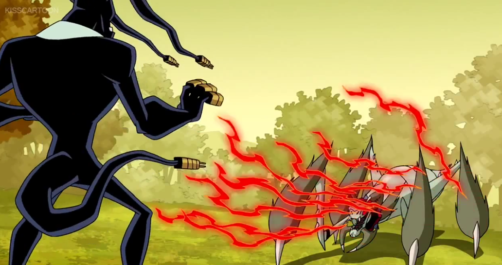 Ben 10 Transforms Into Death Battle Omniverse