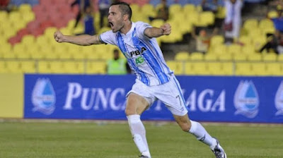 Pemain asing Barito Matias Cordoba