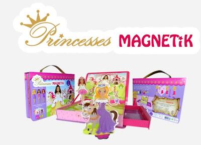Princesses magnetik