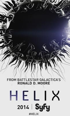 Poster pentru noul serial Helix