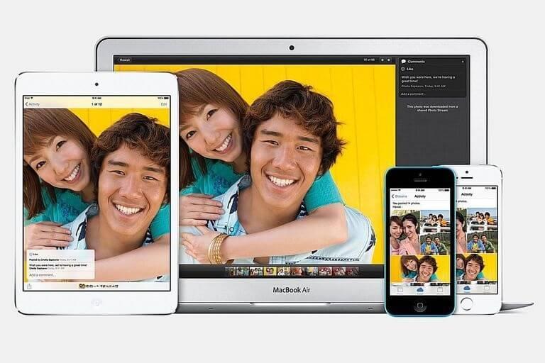 ICloud Drive di Semua Perangkat Apple