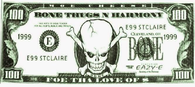Thug skulls by CortesNYC | Skull art, Calaveras art, Skull  |Bone Thugs Skull
