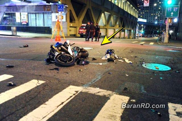 Motorista dominicano muere al estrellarse contra un taxi en NY