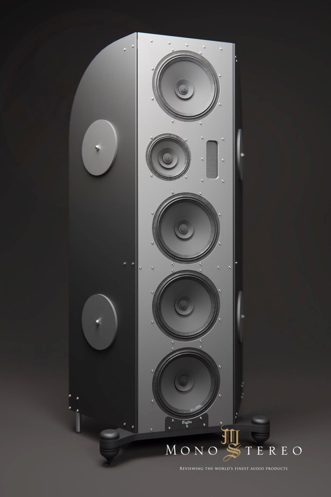 mono and stereo high end audio magazine high fidelity cables bafflex speakers. Black Bedroom Furniture Sets. Home Design Ideas