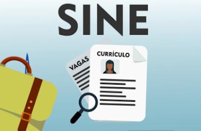 Sine oferece 225 vagas de emprego em seis municípios da Paraíba nesta segunda (02)
