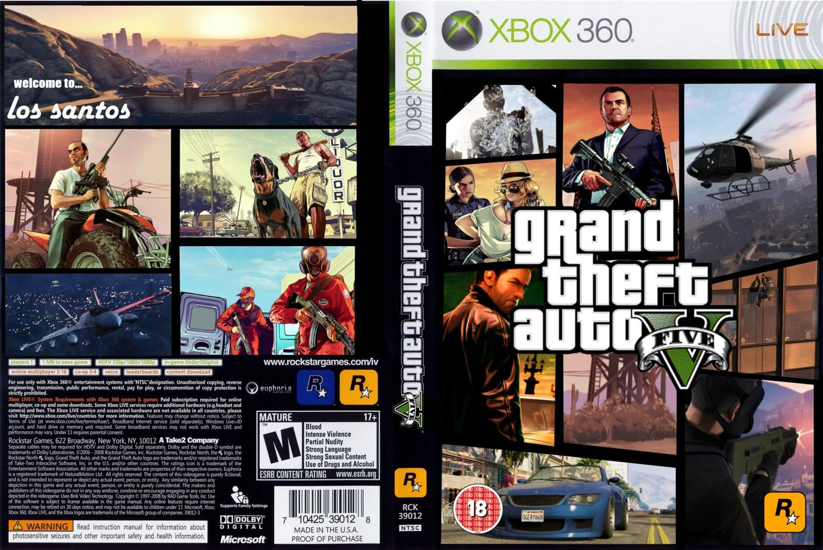 Gta 6 Cover: Grand Theft Auto 5 Cover Art Follows The Series