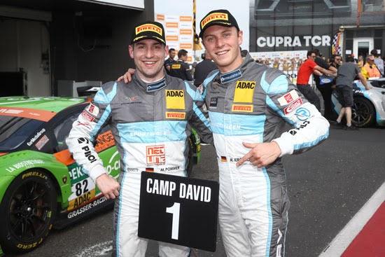 Souveräner Sieg für Corvette-Duo Pommer/Kirchhöfer in Most