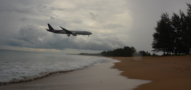 Nai Yang Beach Thai Airways