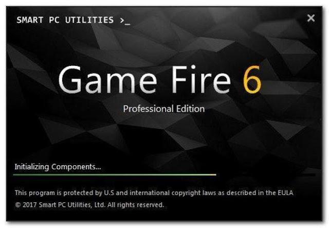 برنامج Game fire 6 pro لتسريع الالعاب