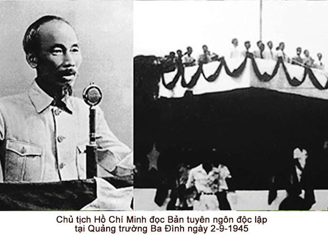 Hoàn cảnh ra đời của nước Việt Nam Dân chủ Cộng hoà