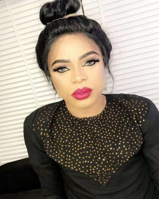Bobrisky says : I have started my breast growing procedure to give me that perfect look