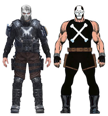 osw.zone Comparison Pictures of Marvel Movie Superheroes and Rogues vs. Marvel Comics Characters