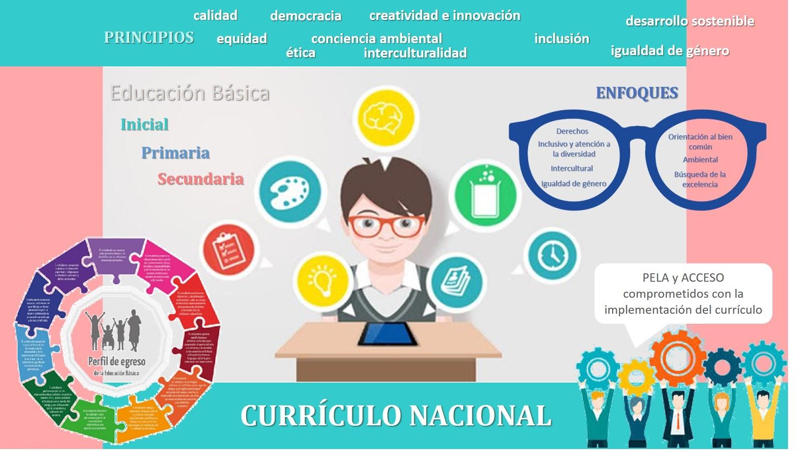 Nuestros compromisos y primeros pasos para implementar el for Nuevo curriculo de educacion inicial