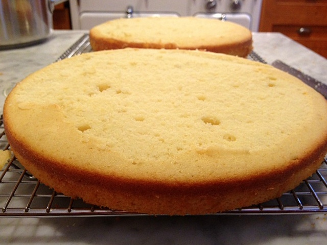 """Cake Filling Recipes Without Icing Sugar: A Cake Bakes In Brooklyn: """"Just Cake"""" And Easy Caramel"""
