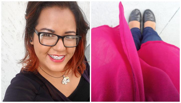 Fashion blogger venezolana