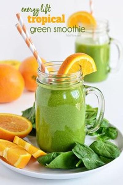 12 Resep Tropical Green Smoothie yang Memberi Lebih dari Rasa Tropis