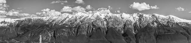 panoramaaufnahme gardasee mtb mountainbike