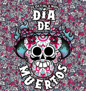 Día de Muertos en CentroCentro Cibeles