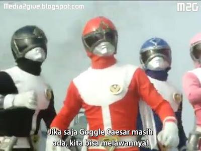 Dai Sentai Goggle V Ep 49 Subtitle Indonesia