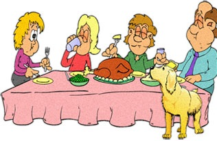 animated happy thanksgiving