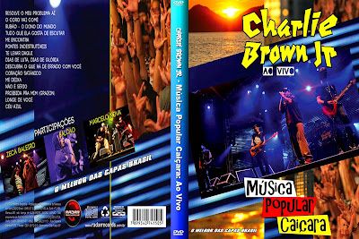 CHARLIE BROWN MUSICA POPULAR BAIXAR JR ALBUM CAIARA