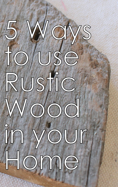 I Blog About My Home And The Ways Combine Rustic Farmhouse Elements With Other Decor Items Thought Would Share You All 5 Have Used