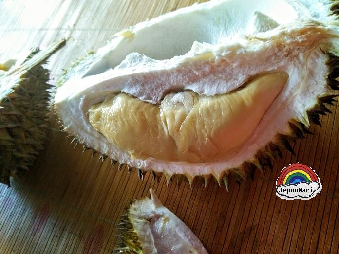 Kenduri kahwin kat Kampong Sabak Bernam dan makanan orang jawa
