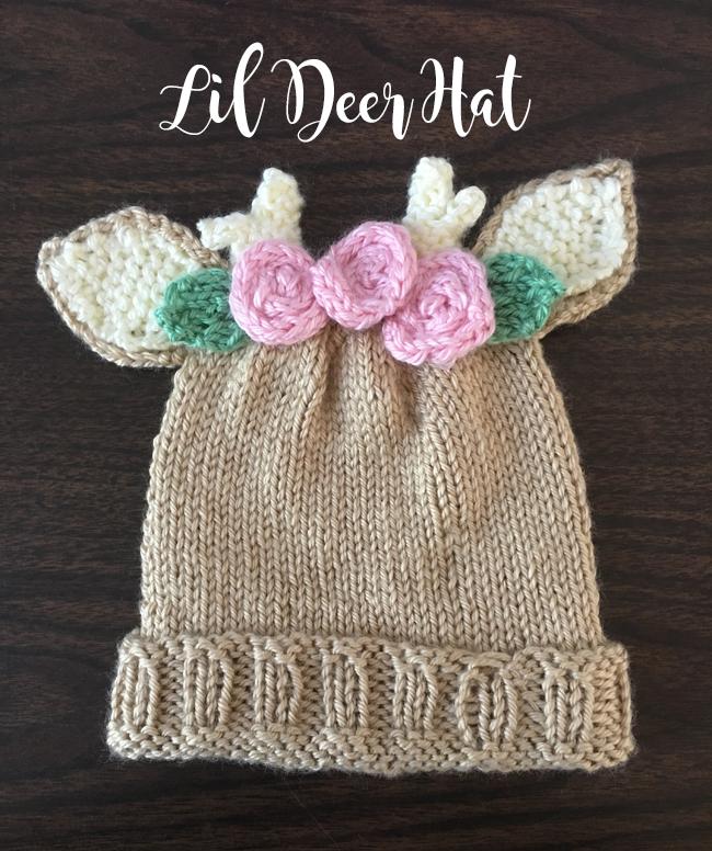 Lil Deer Hat | Jessi Corsentino