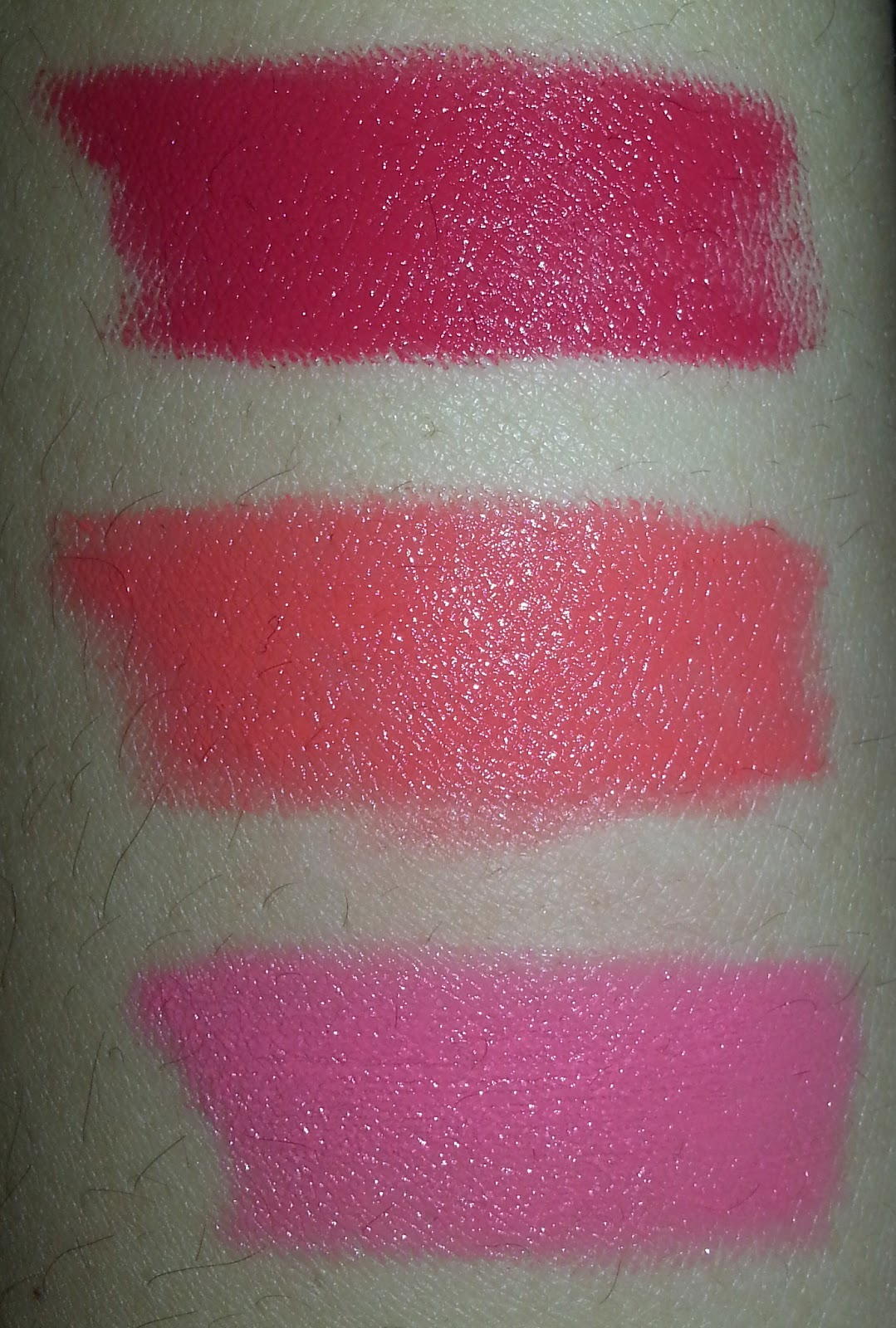 La Vie en Rose: NYX Round Lipstick // Fire, Stella and ...