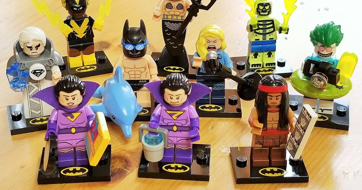 LEGO Batman 1 x Green Joker Hairpiece Hair  NEW