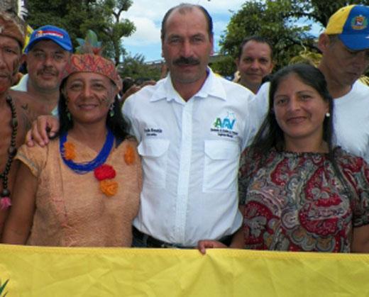 Fue secuestrado, golpeado y abandonado el Alcalde de Pueblo Llano