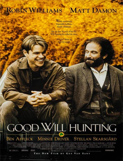 Ver El indomable Will Hunting (1997) Online