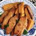 Sveikesnė žuvis su bulvėmis 'Fish & Chips' | Healthy Fish & Chips