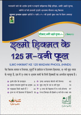 Download: Ilm-o-Hikmat k 125 Madani Phool pdf in Hindi